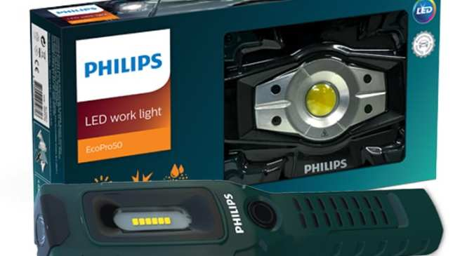 Philips launches workshop lighting