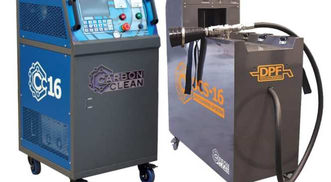 Euro Car Parts introduce Carbon Clean