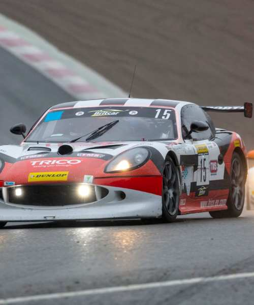 Trico returns to Britcar with Tockwith Motorsports