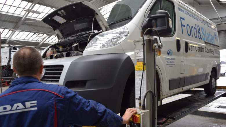 Call for changes in van MOT rules