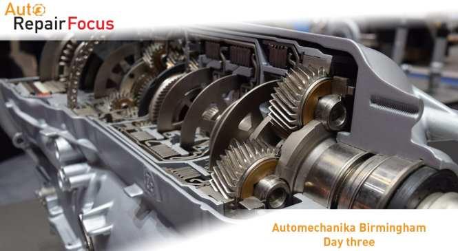 VIDEO: Automechanika Birmingham – Day 3