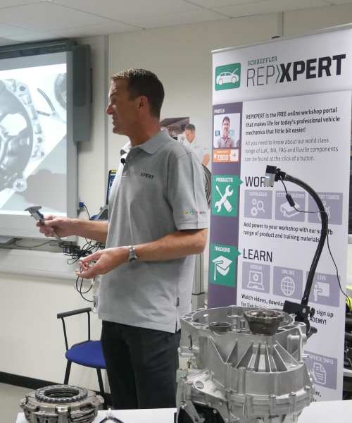 Schaeffler expects strong visitor numbers at first REPXPERT Academy LIVE of 2020
