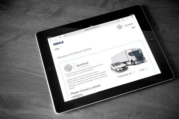 MAHLE TechTool brings direct technical information
