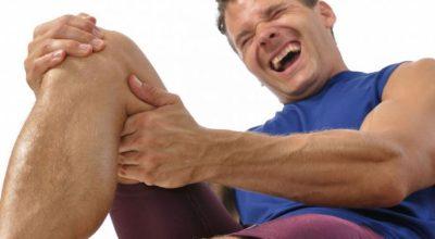 Dolor agudo en la parte posterior de la rodilla