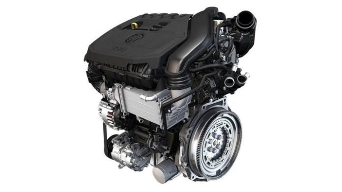 Volkswagen-Tiguan-Engine