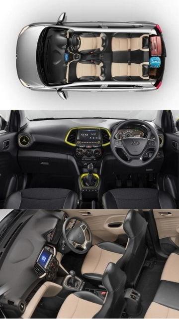 Hyundai-Santro-Interior