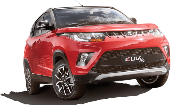 Mahindra-KUV-100-NXT