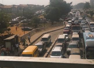 Lagos-Ibadan Traffic