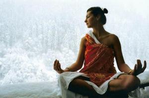 mitos sobre la meditación: hay que sentarse en la postura de loto