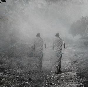 Cuento Zen: dos monjes y una mujer