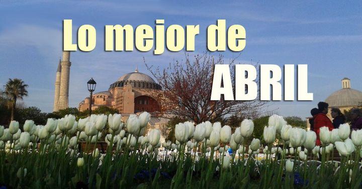 Lo mejor de abril