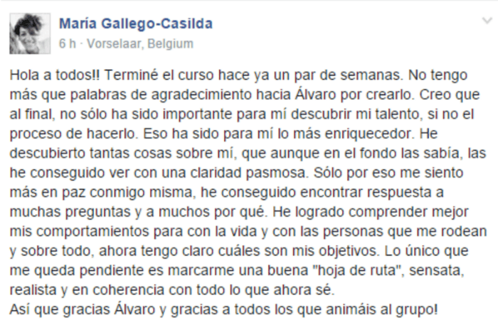 Maria Gallego Casilda