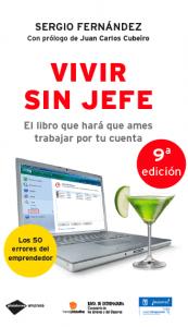 Libro para la reinvención personal - Vivir sin jefe - Sergio Fernández