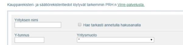 Liides Soome äriregistrisse