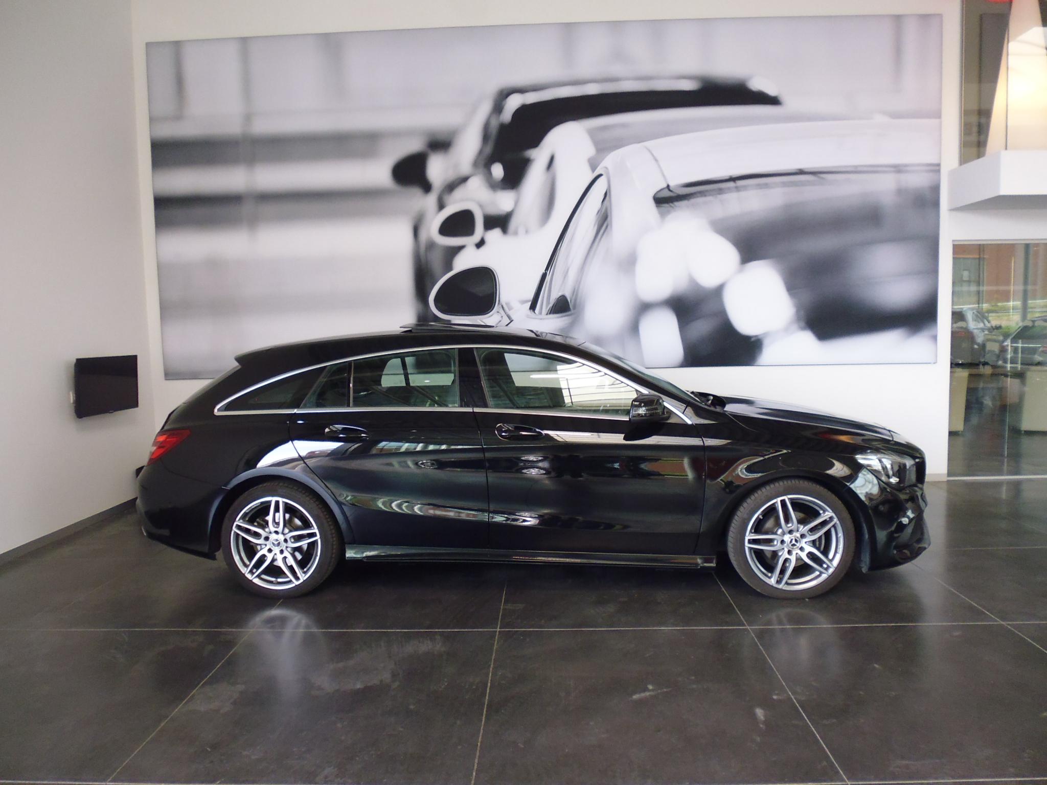 Mercedes-Benz shootingbreak panoramadak