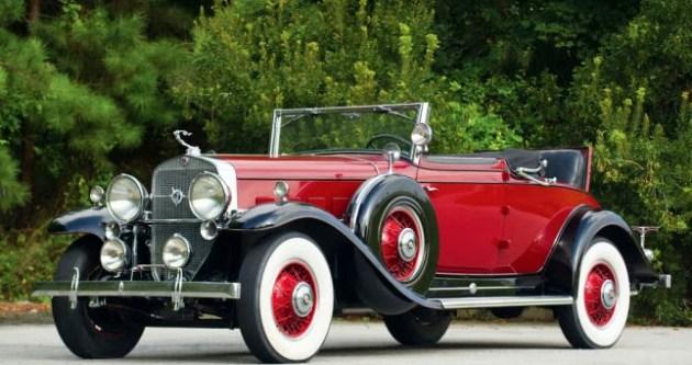 Cadillac V12 1931 by Fleetwood