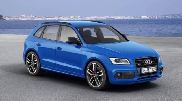 Audi SQ5 TDI 2016