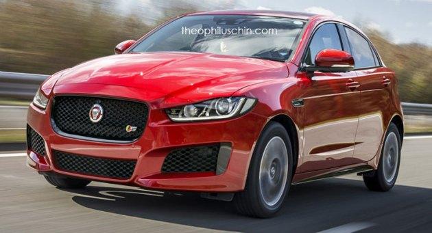 Jaguar XA 2016