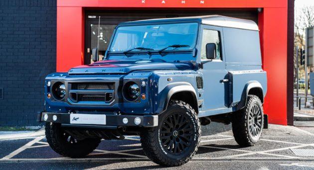 Land Rover Defender 2.2 TDCI