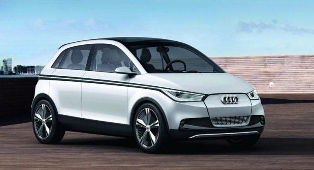 Audi A2 2019