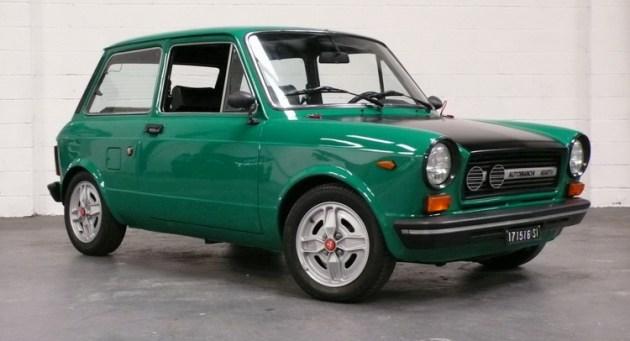 Abarth Autobianchi A112 1967