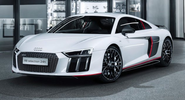 Audi R8 Selection 24h 2017