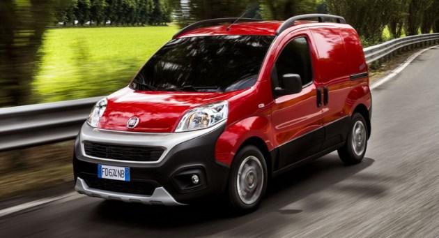 Fiat Fiorino 2017