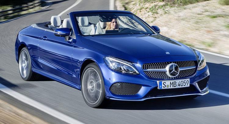 Precios del mercedes benz clase c convertible 2017 en for Mercedes benz 2016 precio