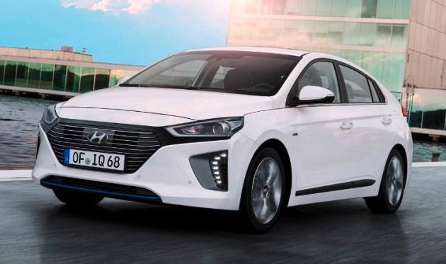 Hyundai Ioniq PHEV 2017