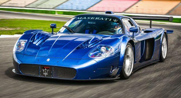 Maserati MC12 VC