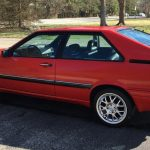 1986 Audi B2 Coupe