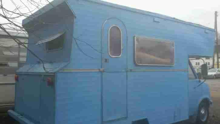 Bedford Blitz Wohnmobil
