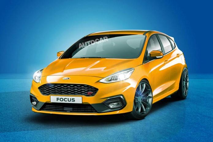 Resultado de imagem para Novo Ford Focus 2018