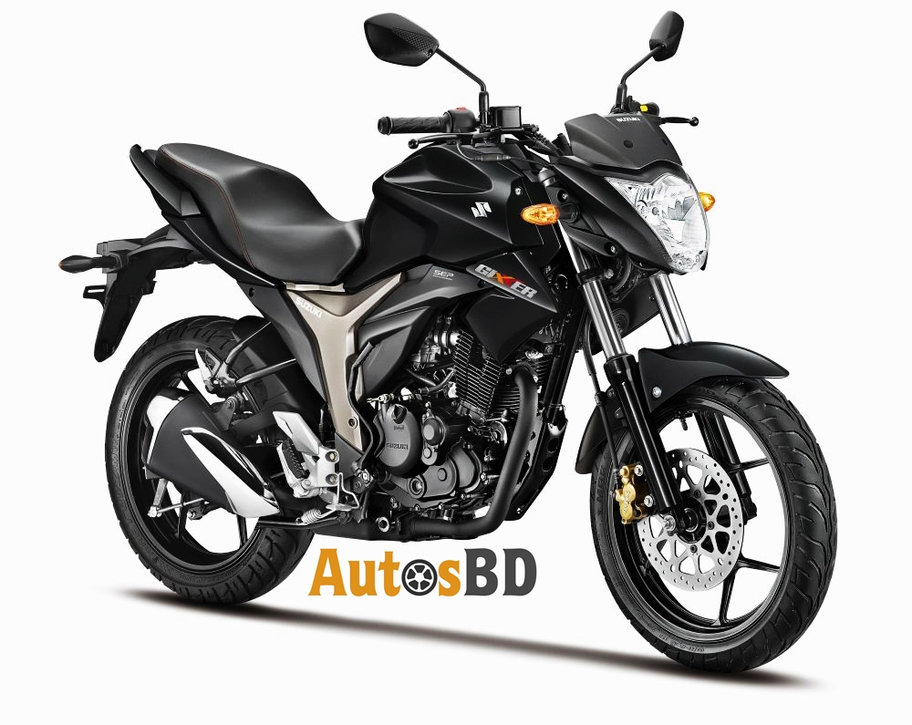 Suzuki Gixxer Motorcycle Specification