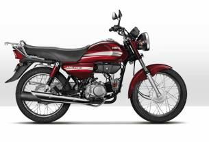 Hero HF Dawn Motorcycle Specification