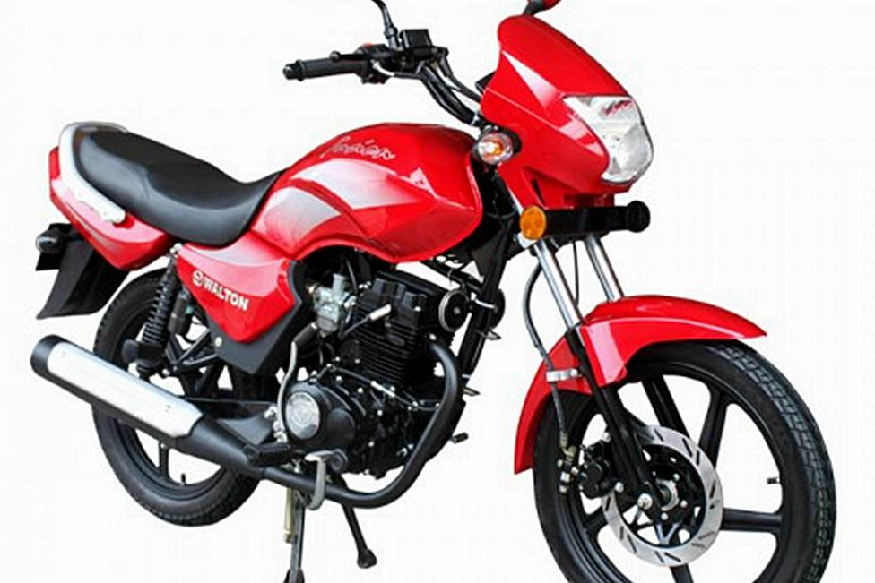 Walton Fusion 125 Motorcycle Specification