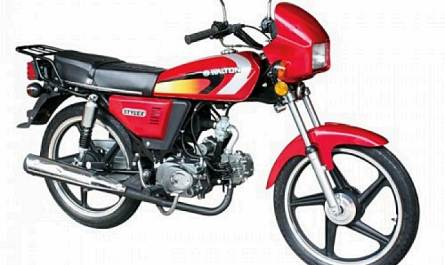 Walton Stylex 100 Motorcycle Specification