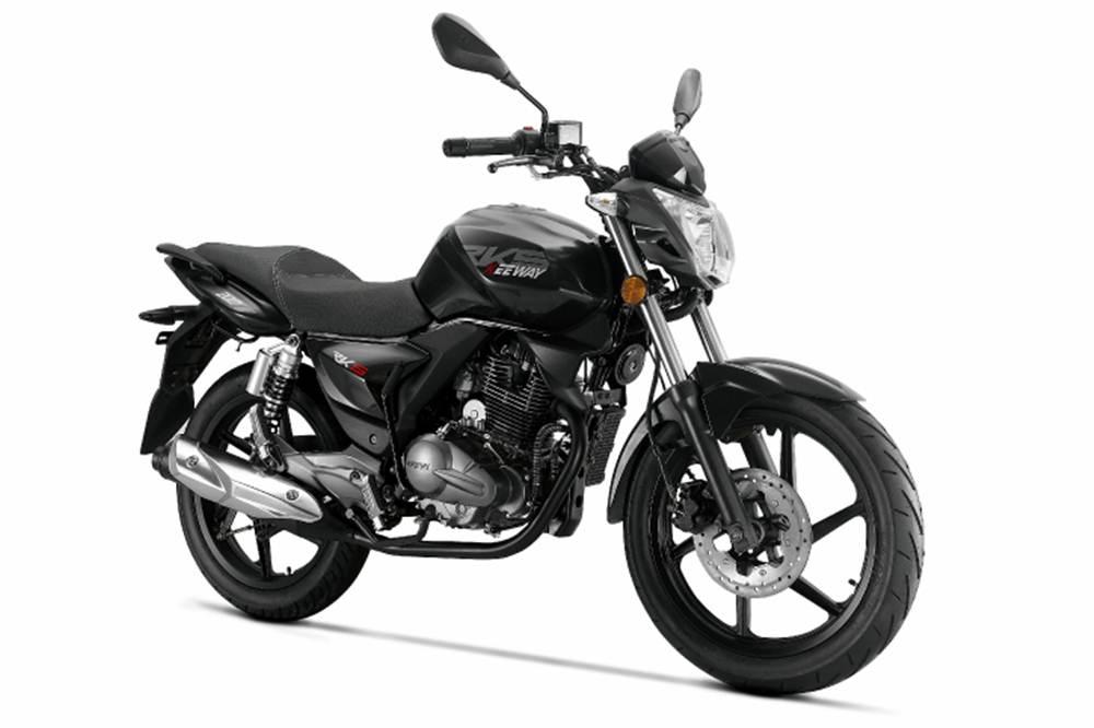 KeeWay RKS100 Motorcycle Specification
