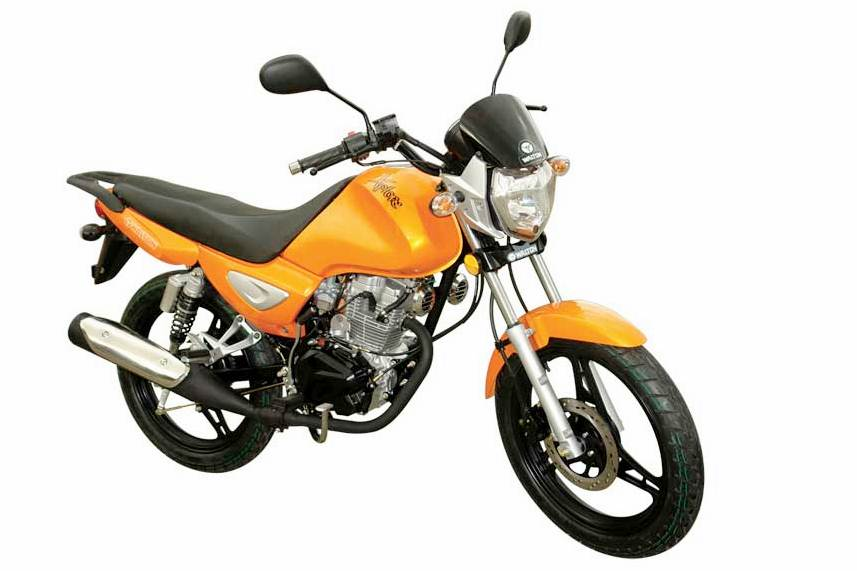 Walton Xplore 140CC Motorcycle Specification