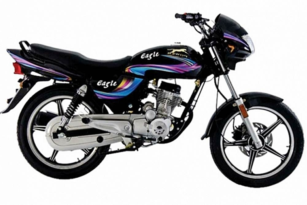 HPM Power Eagle Motorcycle Specification