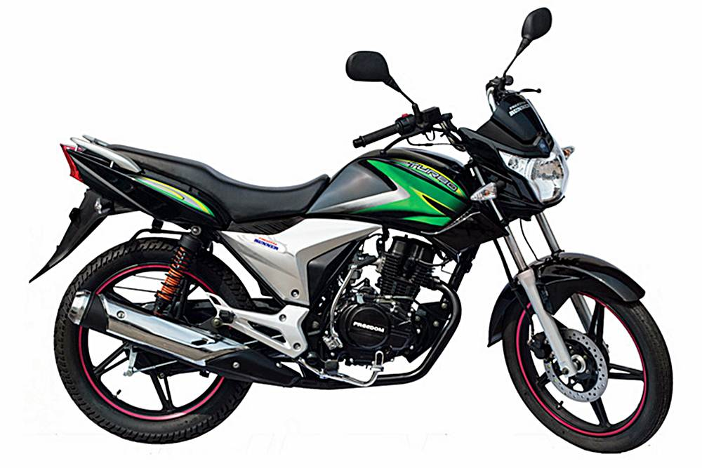 Freedom Runner Turbo 150 Motorcycle Specification