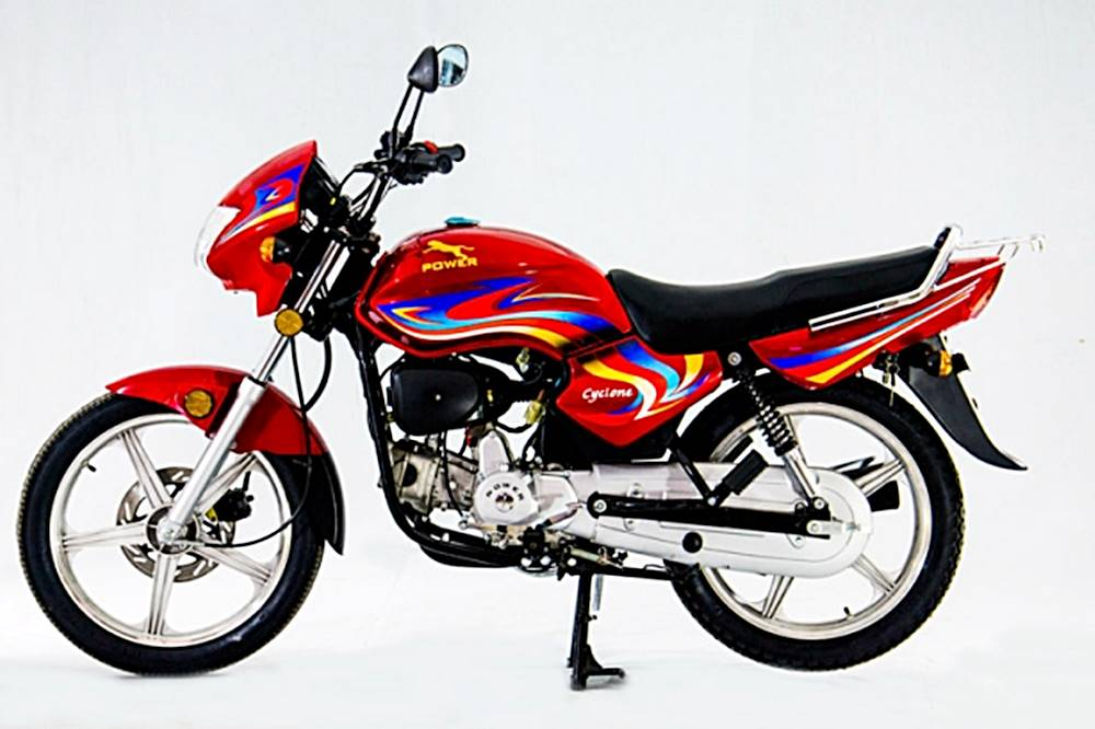 HPM Power Cyclone Motorcycle Specification