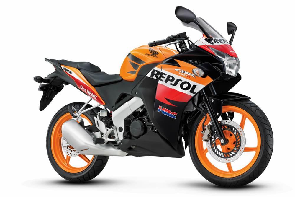 Honda CBR150R Repsol Motorcycle Specification