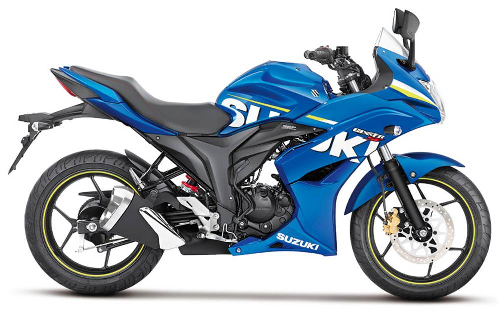 Suzuki Gixxer SF Specification