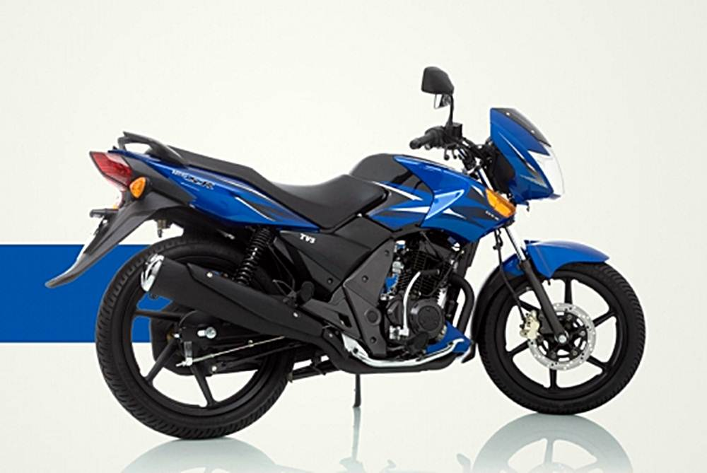 TVS Stryker 125 Review