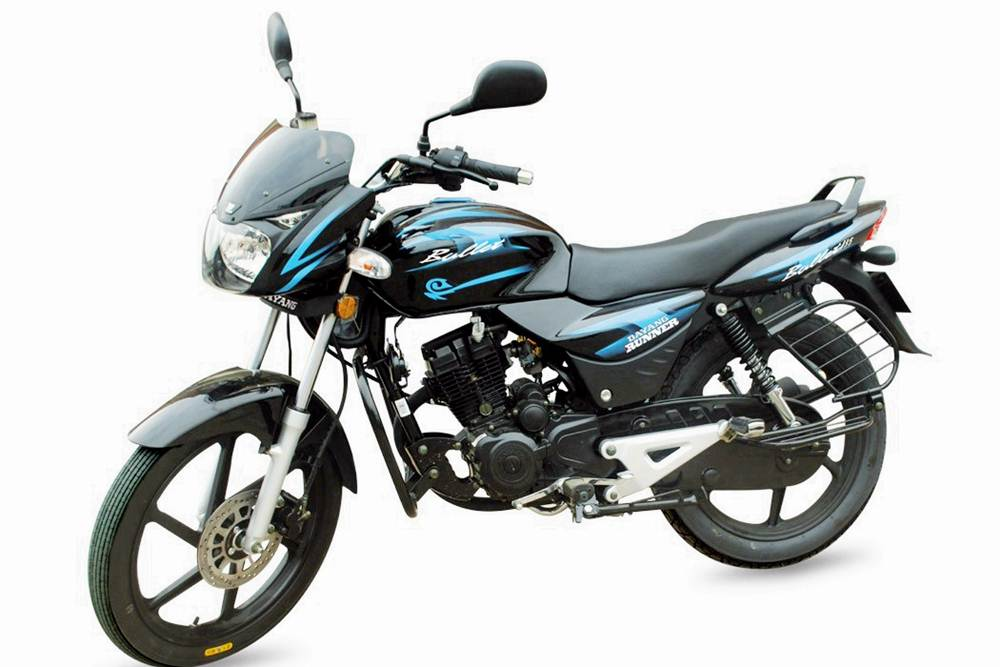 Dayang Runner Bullet 135cc Motorcycle Specification