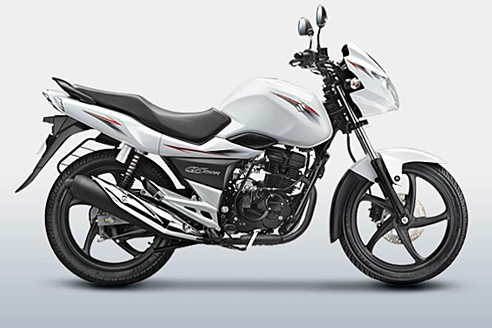 Suzuki GS150R Motorcycle Specification