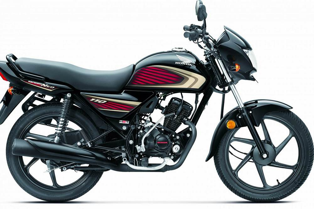 Honda Dream Neo Motorcycle Specification