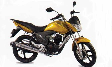 Pegasus Zeus 150 Motorcycle Specification