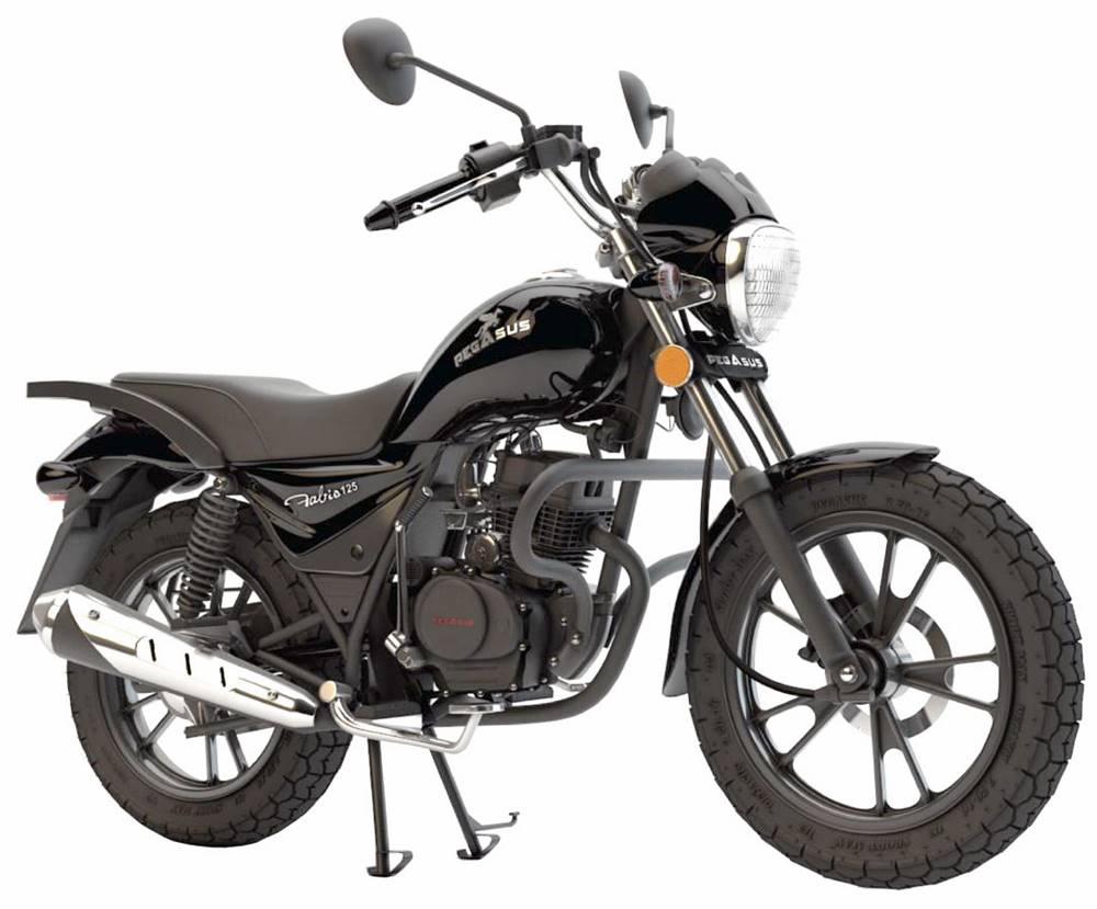 Pegasus Fabio 125 Motorcycle Specification